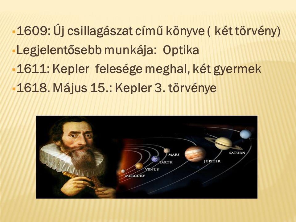  1620:Katherinet, Kepler anyját boszorkánysággal vádolják.