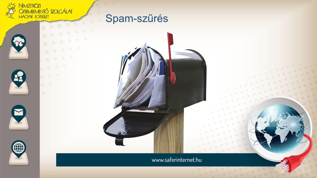 Spam-szűrés