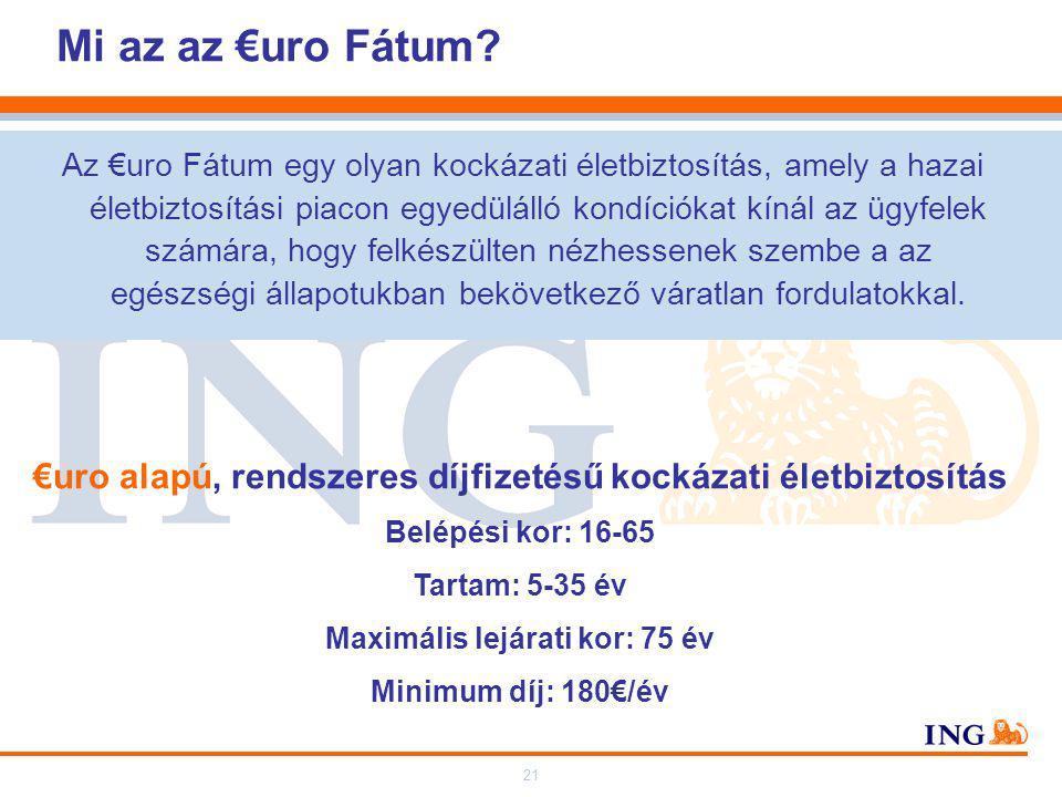 21 Mi az az €uro Fátum.