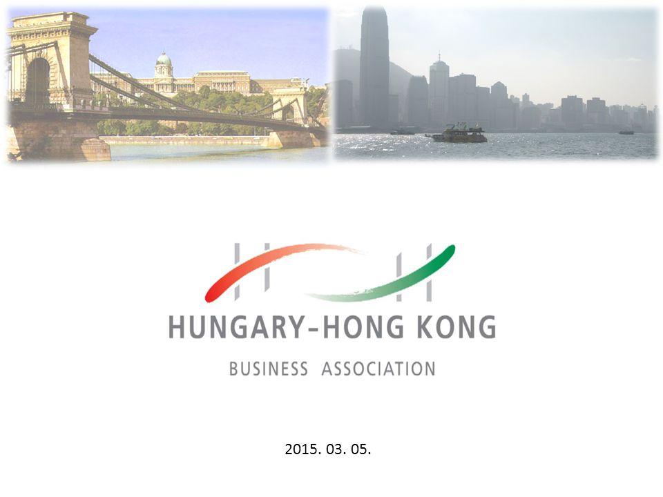 KONKLÚZIÓ Kínával való sikeres együttműködéshez nélkülözhetetlen Hongkong közreműködése.