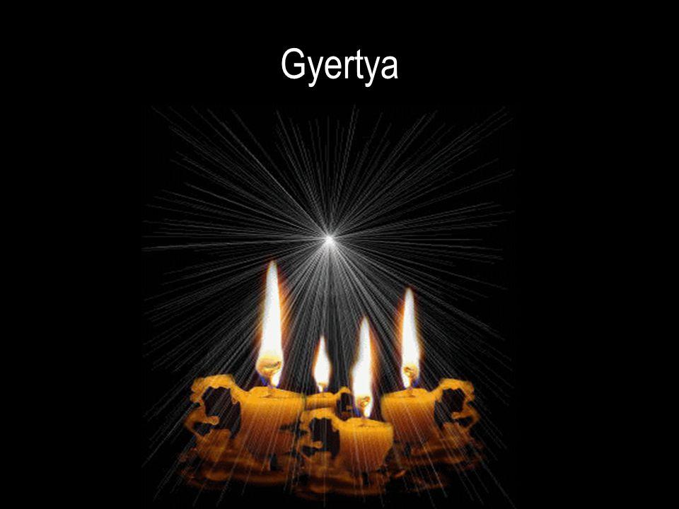 Gyertya