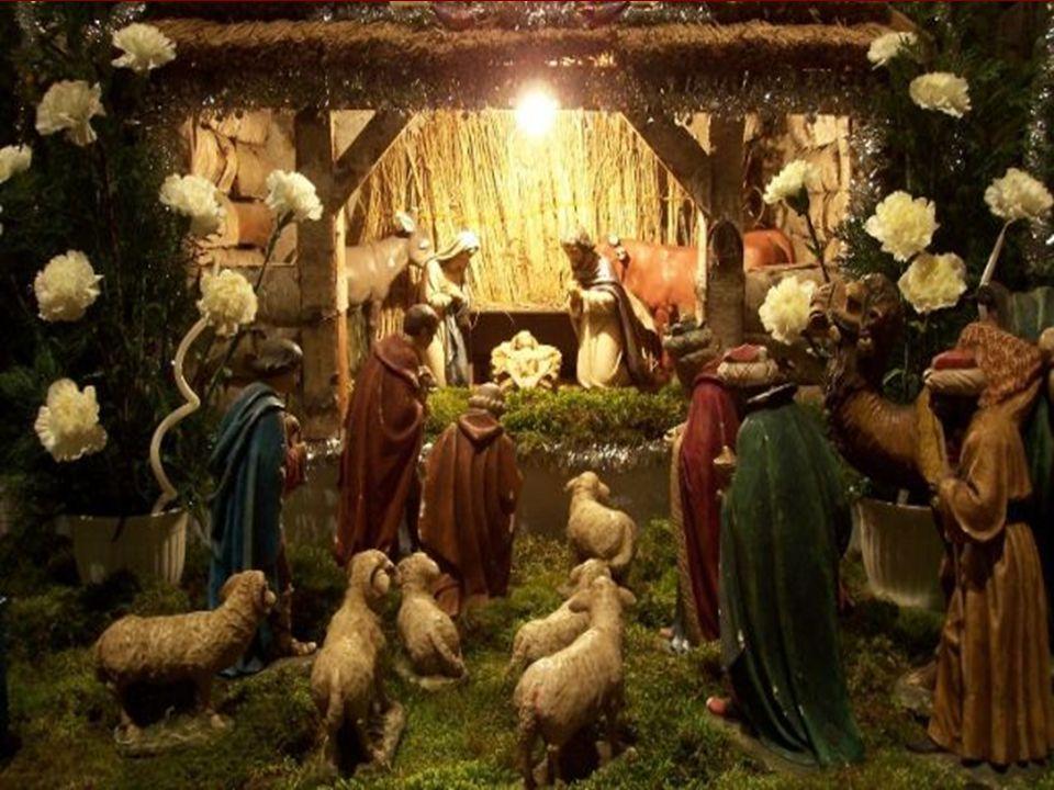 Betlehem-állítás és betlehemi játékok 1223 óta: Az első betlehemet Szent Ferenc állította fel az olaszországi Umbria tarto- mányában lévő Greccióban.