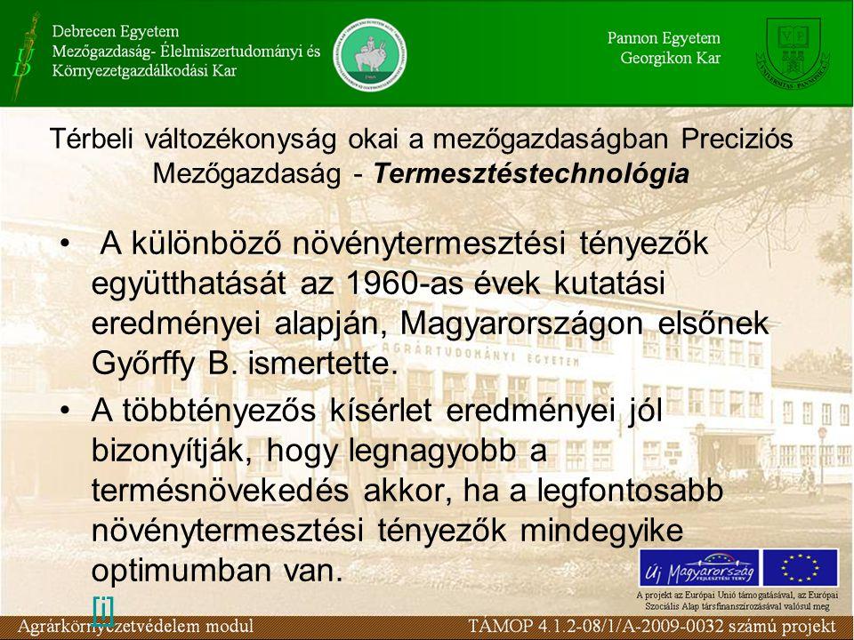 ELŐADÁS/GYAKORLAT Felhasznált forrásai Szakirodalom: Győrffy, B.