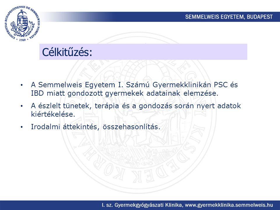 A Semmelweis Egyetem I.