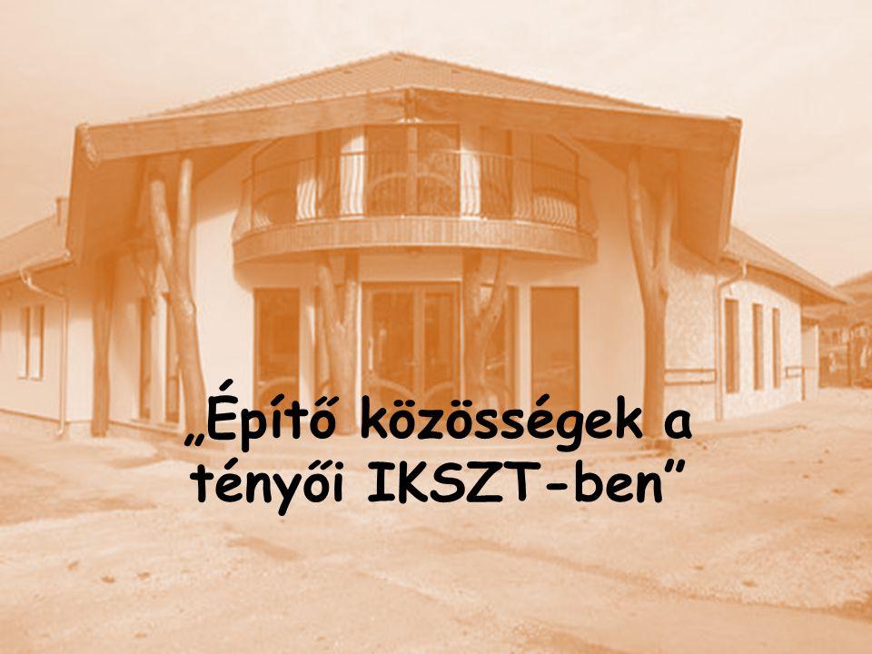 """Építő közösségek a tényői IKSZT-ben """"Fókusz tudományos ismeretterjesztő foglalkozások Bogarásszunk együtt."""