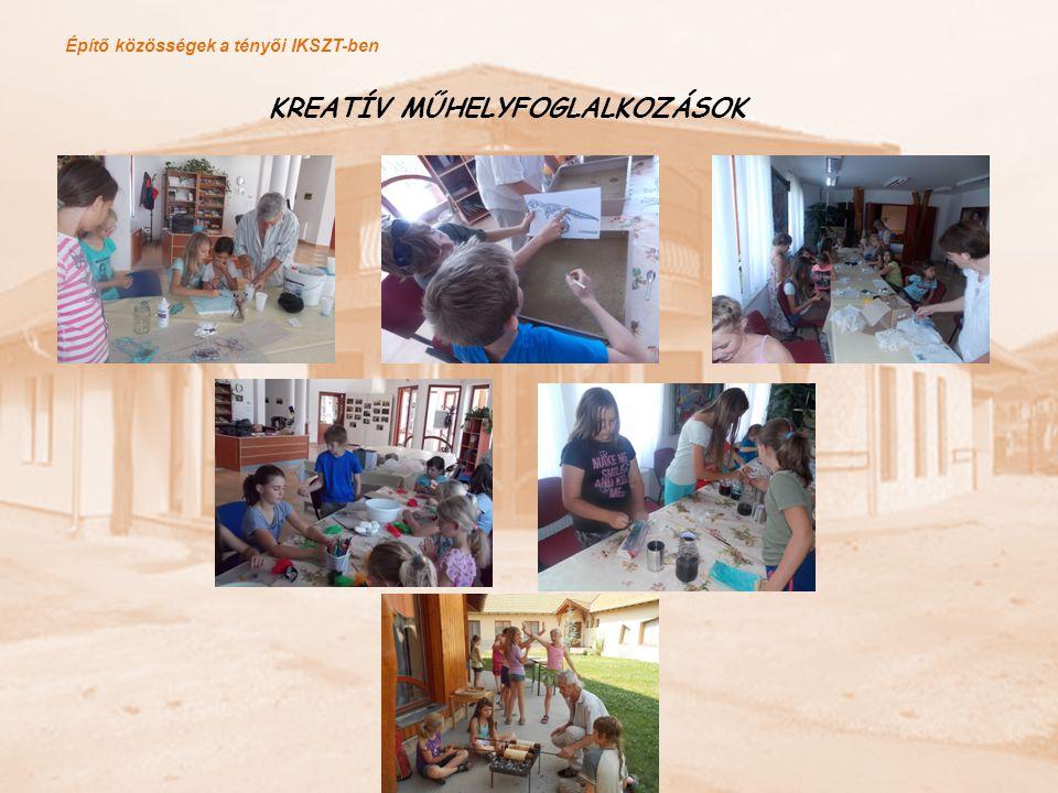 Építő közösségek a tényői IKSZT-ben Helyi értéktár szakkör fiataloknak A szakkörön a gyerekek interaktív, játékos foglakozásokon, kirándulásokon ismerhetik meg Tényő – népi építészeti, természeti, környezeti, kulturális – értékeit.
