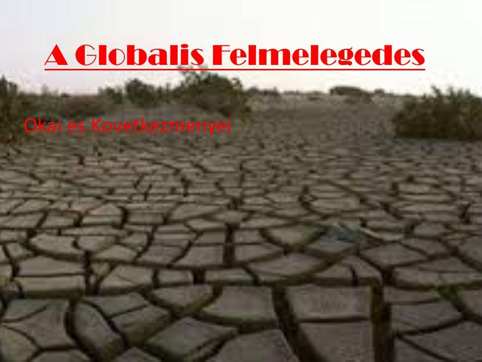 A Globalis Felmelegedes Okai es Kovetkezmenyei