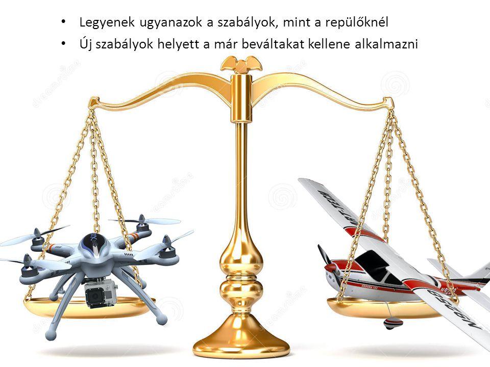 Legyenek ugyanazok a szabályok, mint a repülőknél Új szabályok helyett a már beváltakat kellene alkalmazni
