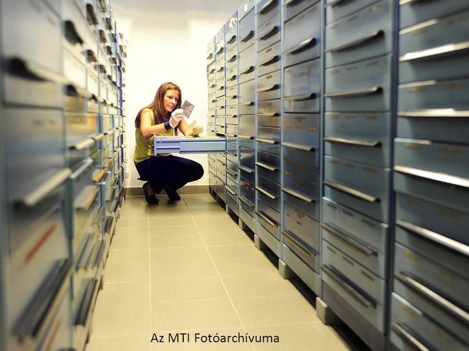 Az MTI Fotóarchívuma