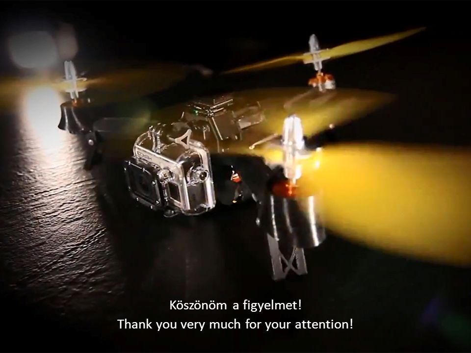 Köszönöm a figyelmet! Thank you very much for your attention!
