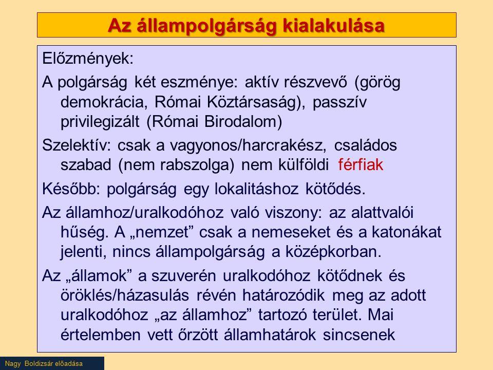 Nagy Boldizsár előadása A holokauszt tanulságai – az állampolgárság mint alapjog 4.
