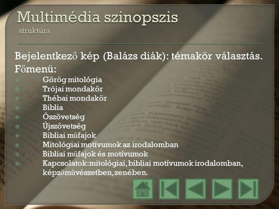  Meglév ő produkciók: Nincs tudomásom ebben a témakörben megjelent magyar nyelv ű szoftverr ő l.