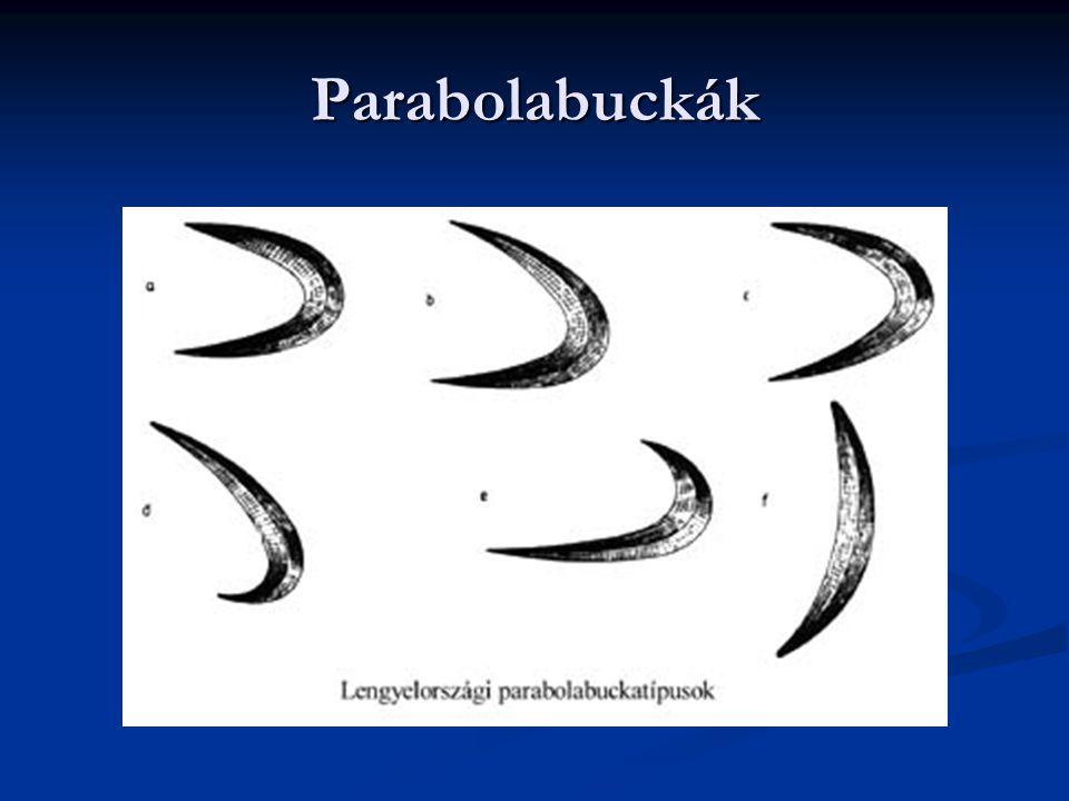 Parabolabuckák