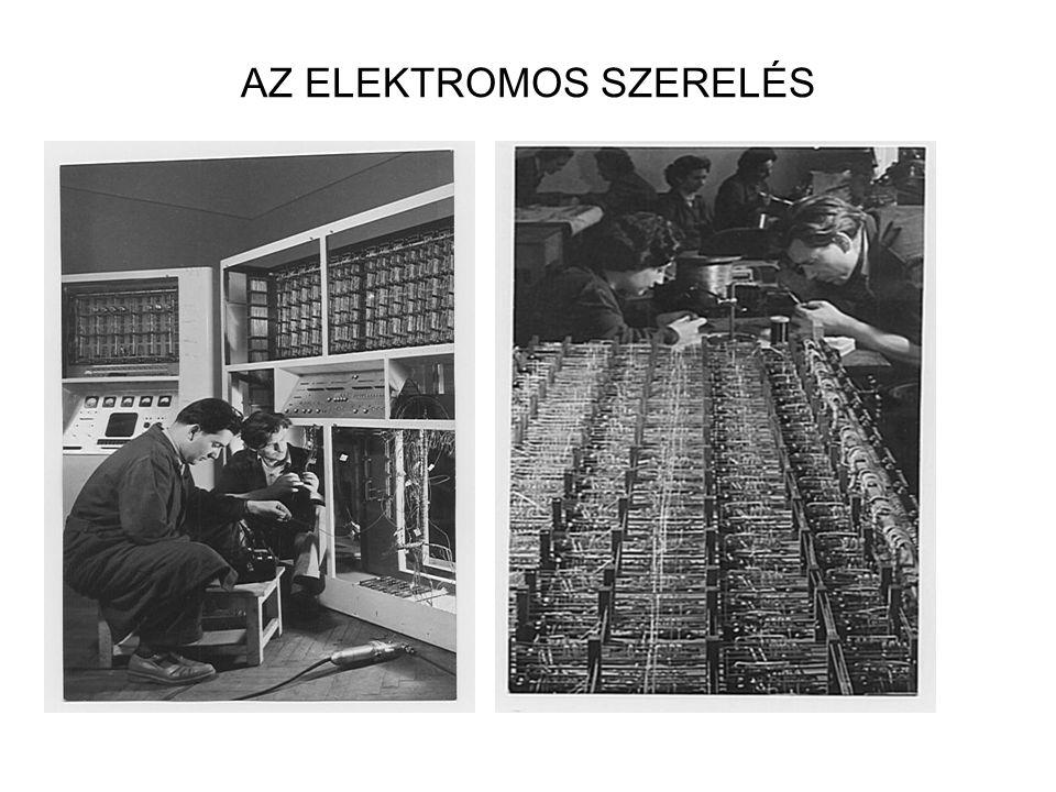AZ ELEKTROMOS SZERELÉS