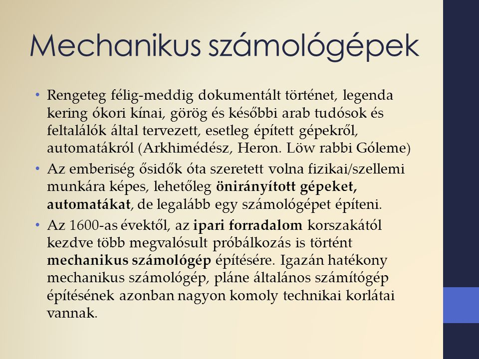 1623: Az első ismert mechanikus számológép megjelenése, megalkotója Wilhelm Schickard..