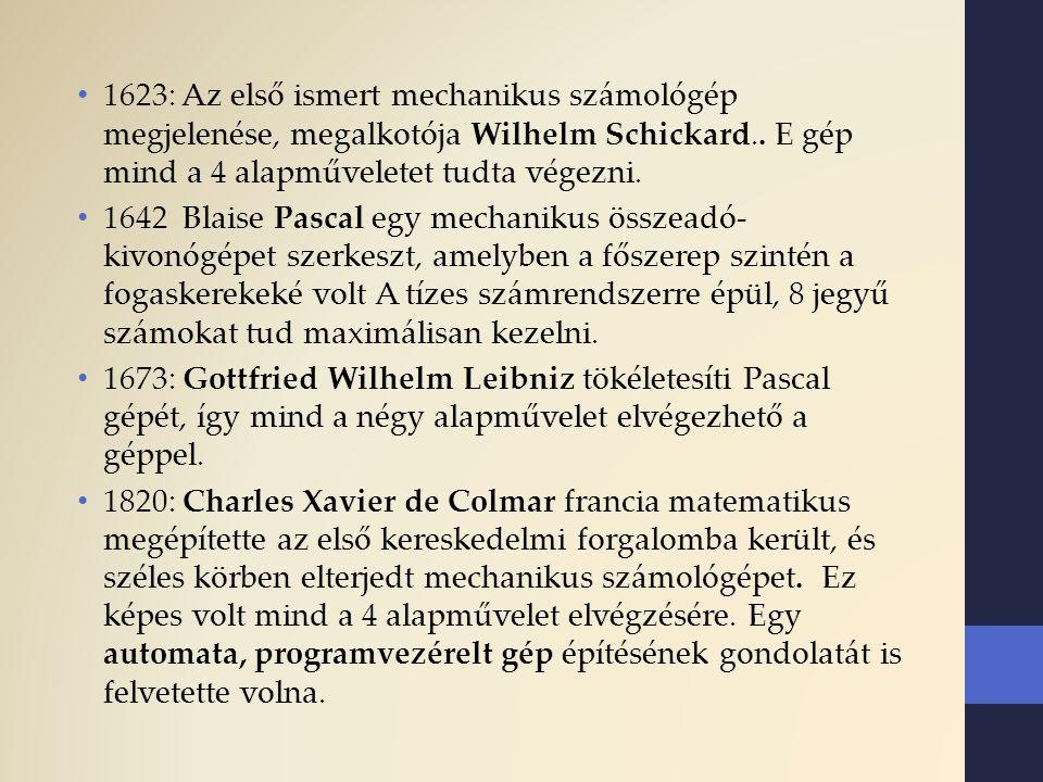 Kempelen Farkas 1782-ben mutatta be billentyűzetvezérlésű hangszintetizátorát.