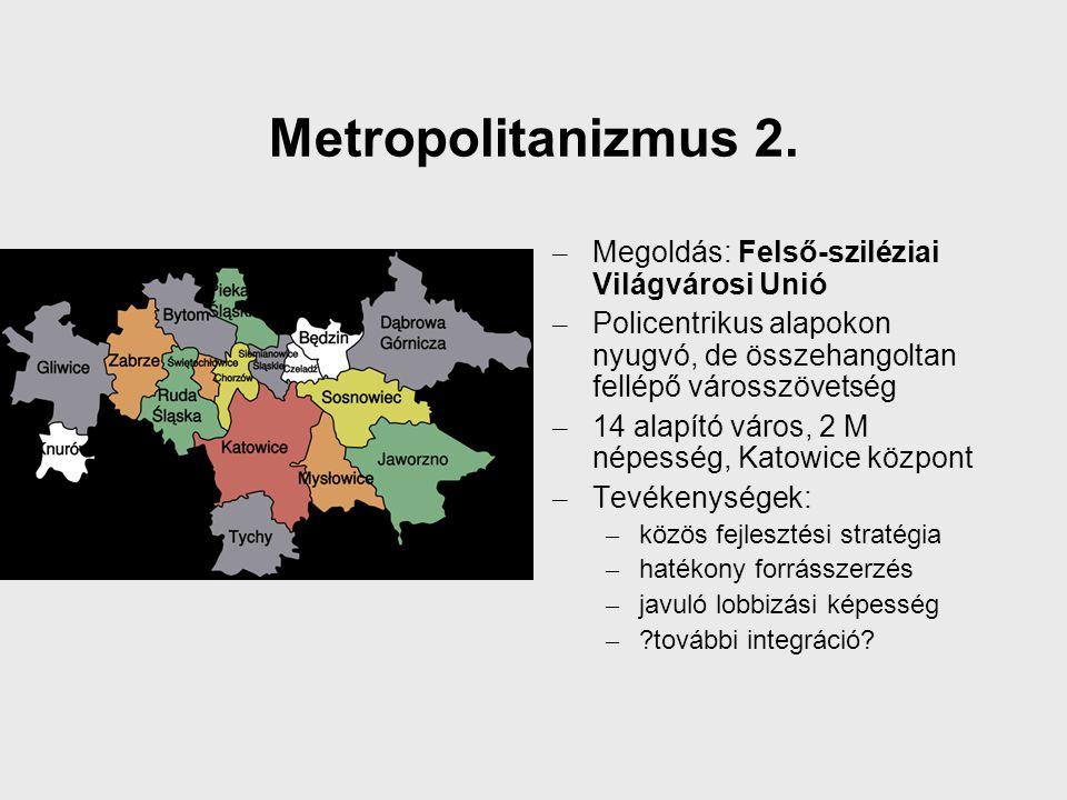 Metropolitanizmus 2.