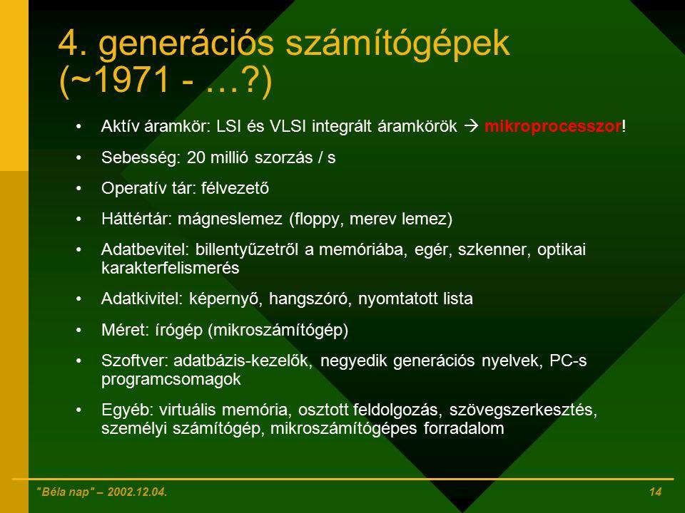 Béla nap – 2002.12.04.13 3.