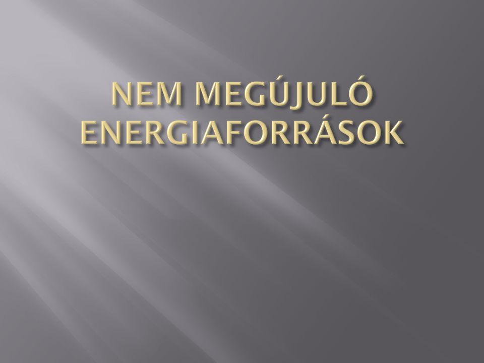 Előnyök :  A széntüzelés jelenleg az áramtermelés egyik legolcsóbb módja.