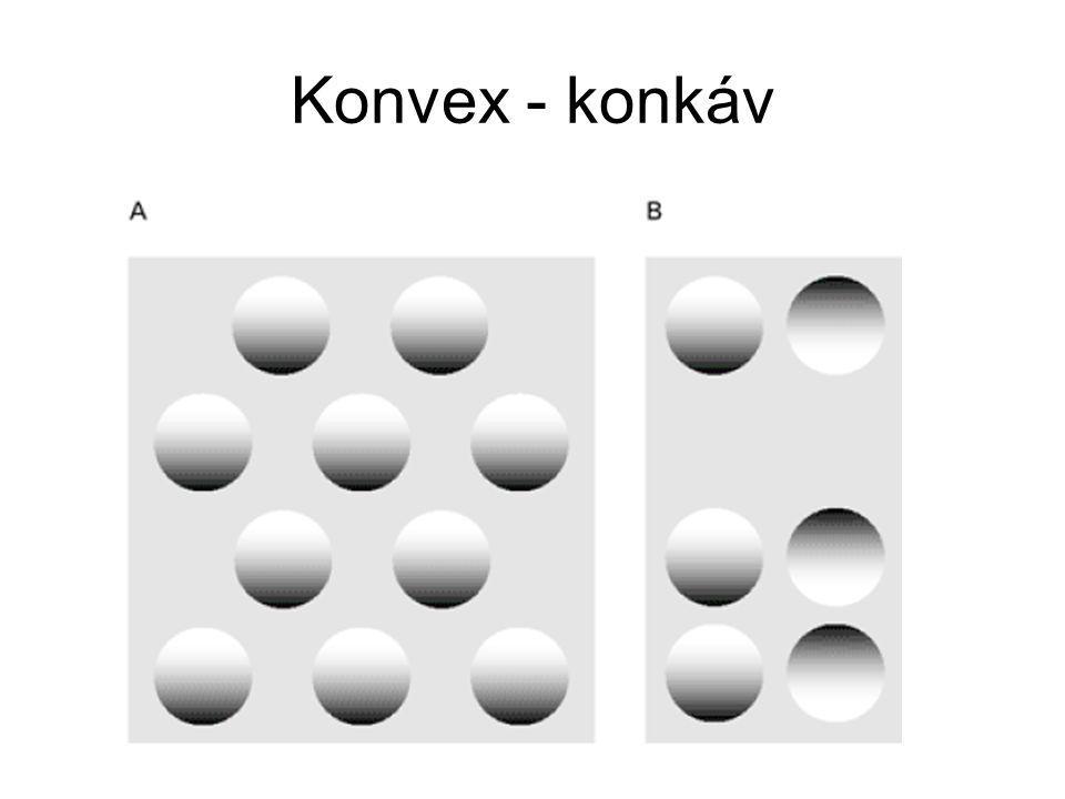Konvex - konkáv