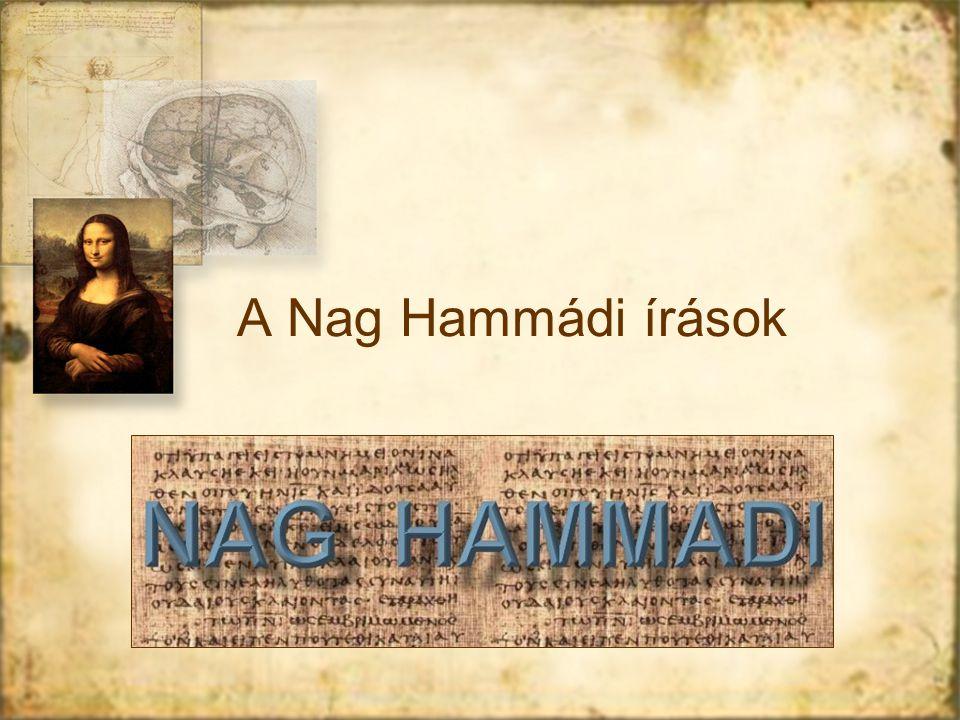A Nag Hammádi írások