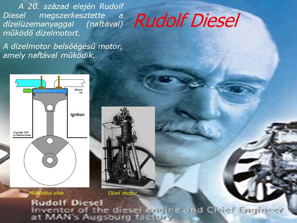 Рудолф Дизел R udolf Diesel A 20.