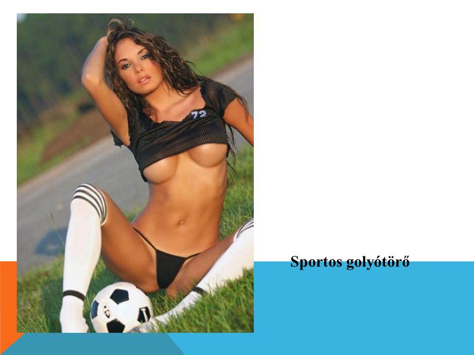Sportos golyótörő
