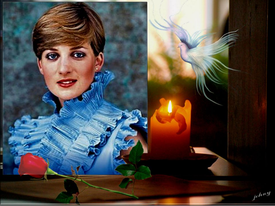 Diána walesi hercegné (született Diana Frances Spencer) 1961. július 1. – 1997. augusztus 31.), Károly walesi herceg, brit trónörökös első felesége. K