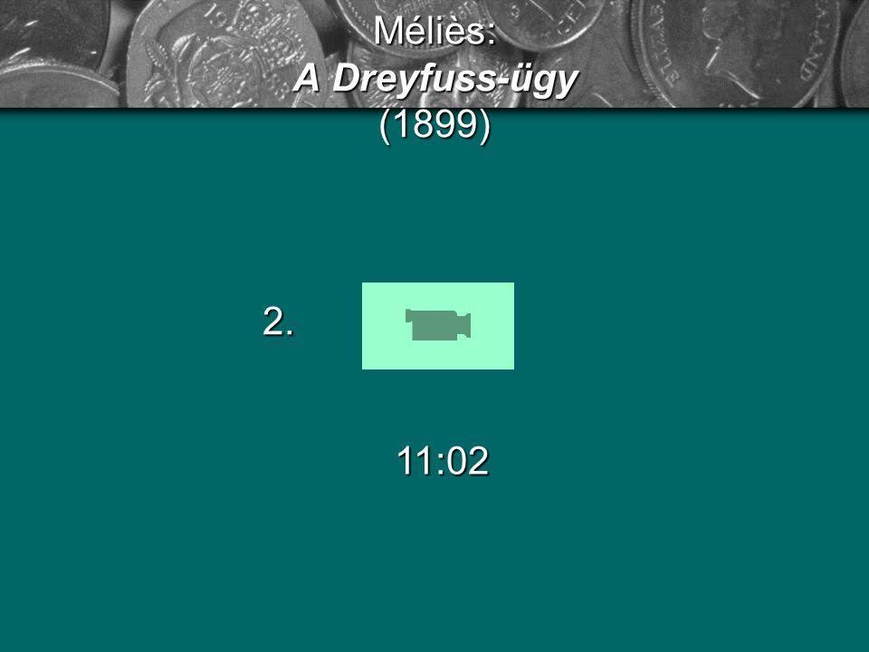 Méliès: A sokoldalú muzsikus (1900) 02:23 3.