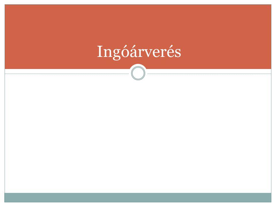 Ingóárverés