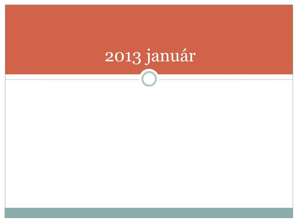 2013 január