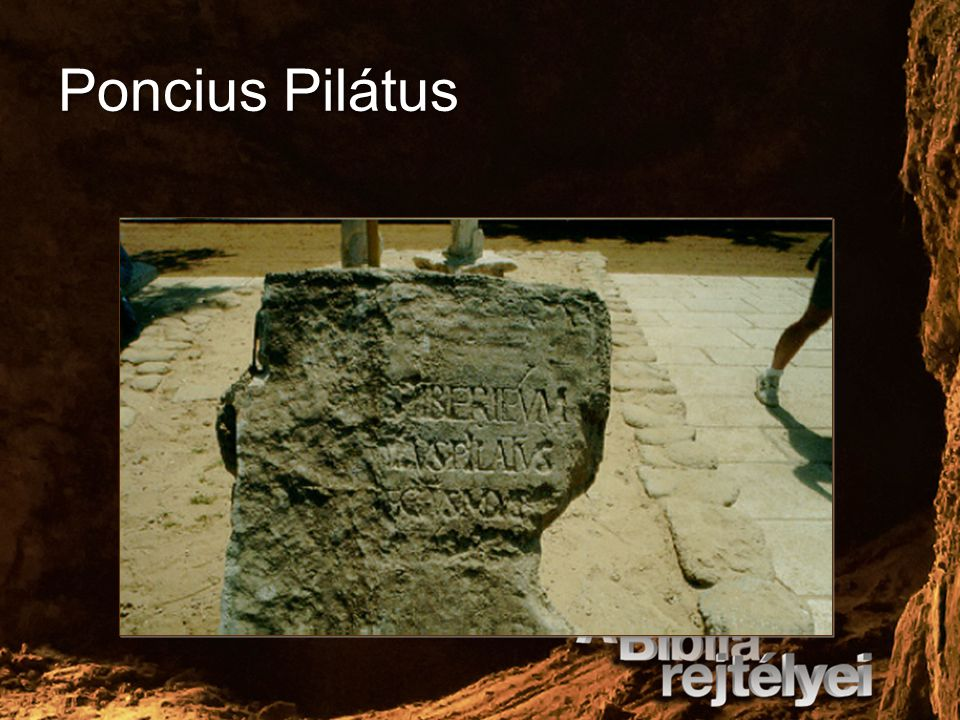 Poncius Pilátus