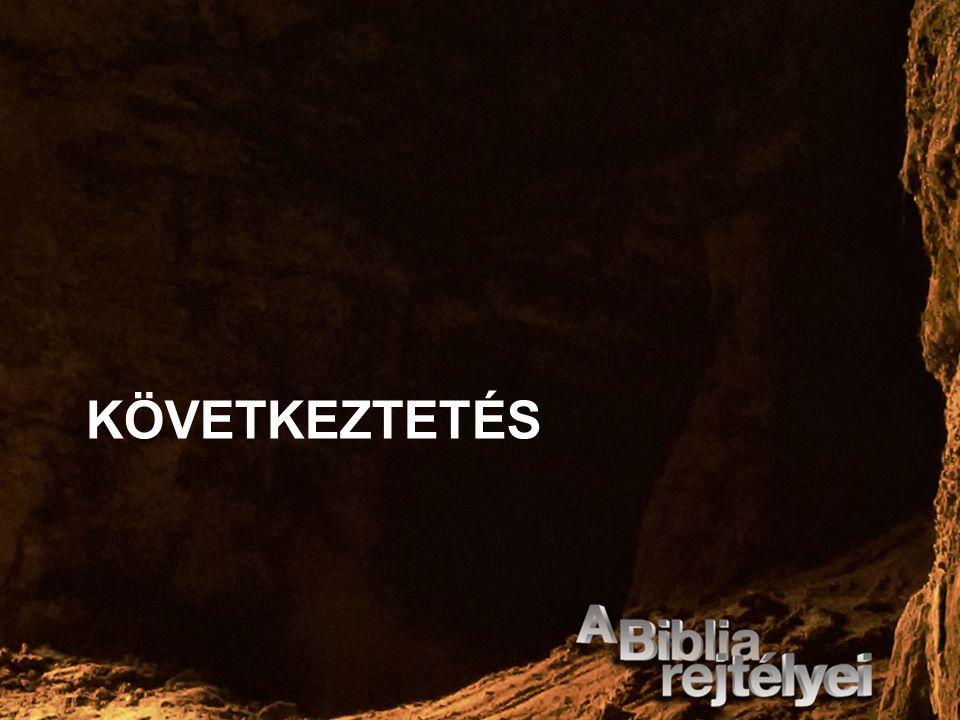KÖVETKEZTETÉS