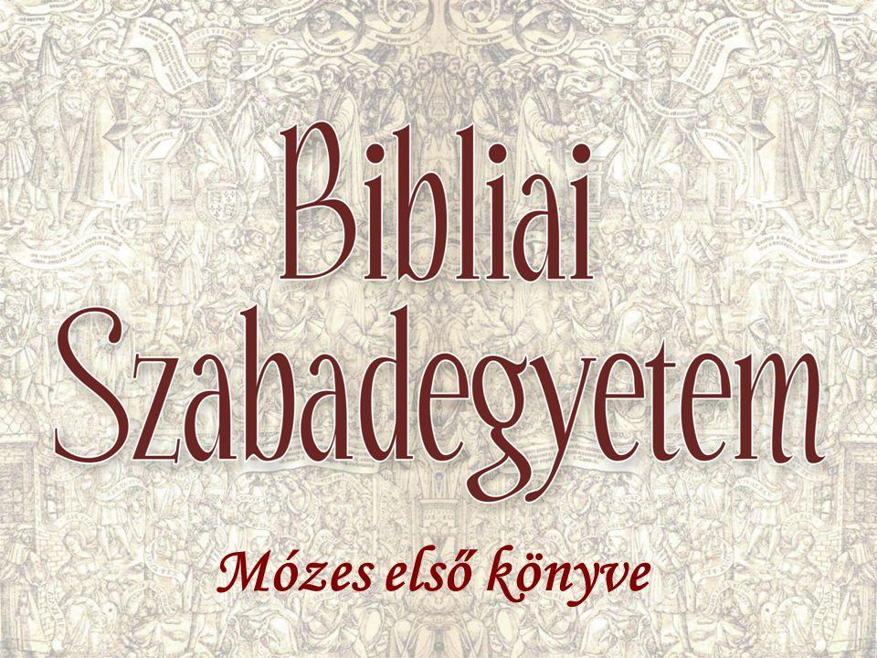 Mózes első könyve