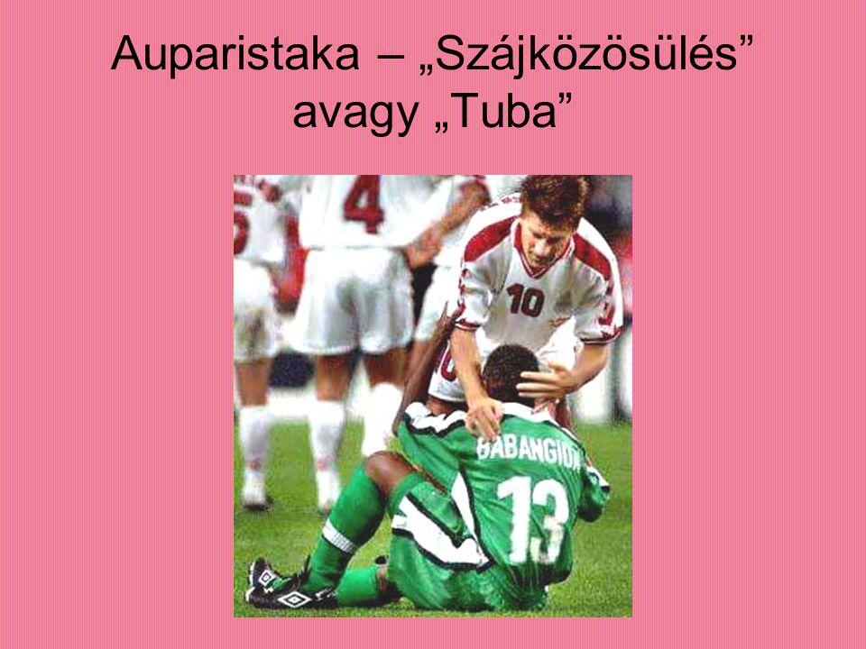 """Auparistaka – """"Szájközösülés"""" avagy """"Tuba"""""""