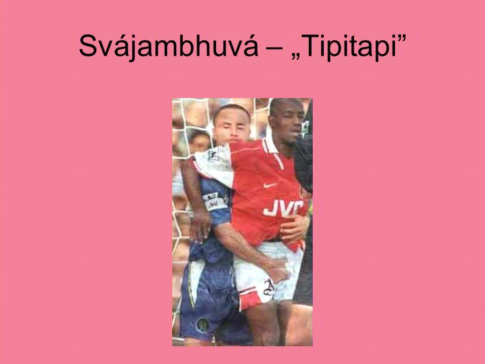 """Svájambhuvá – """"Tipitapi"""