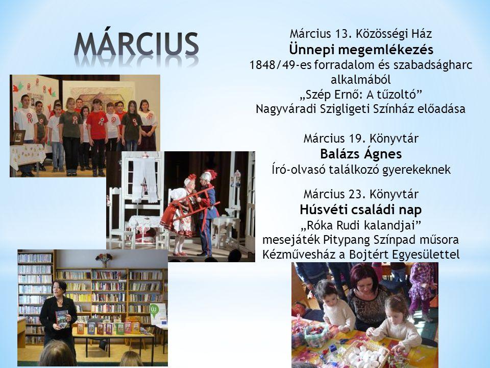 Március 13.