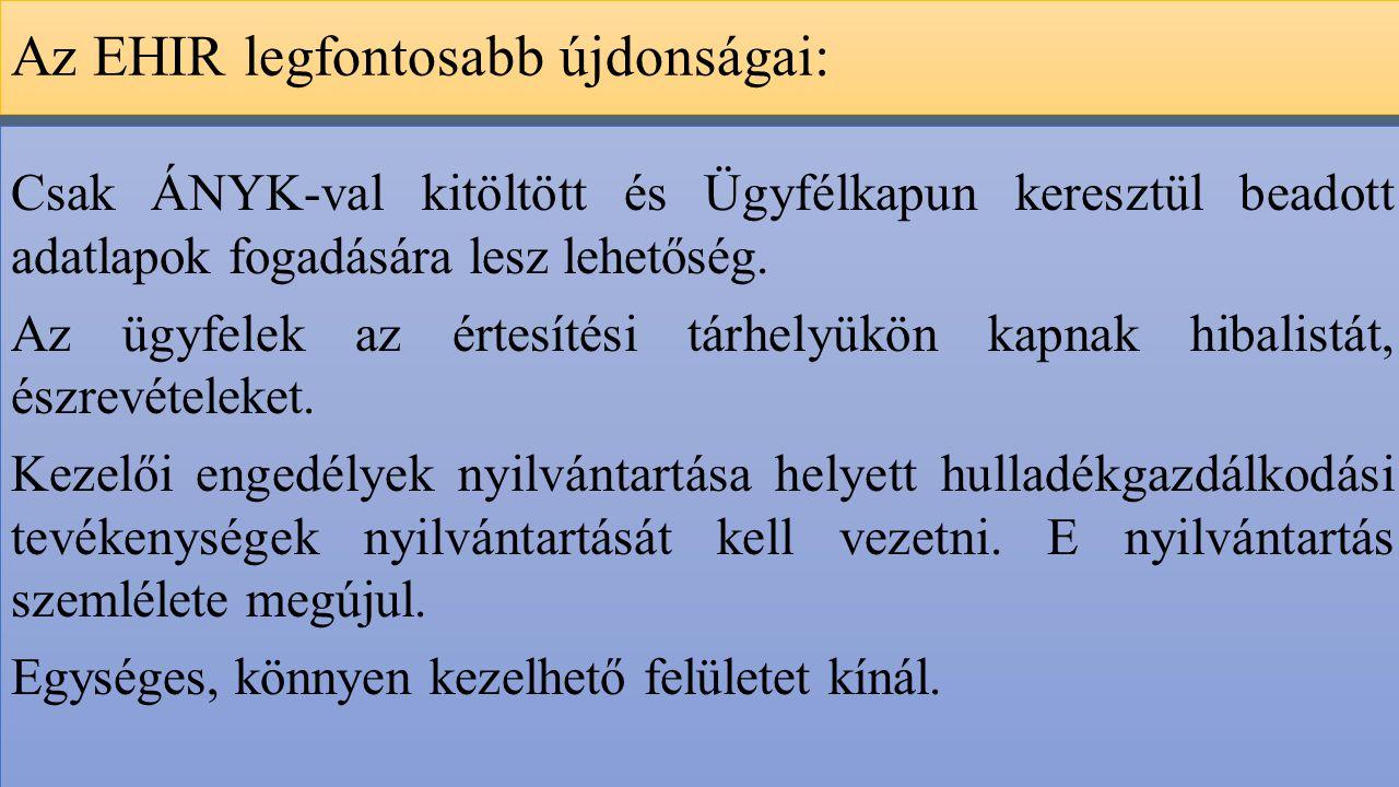 c) típus (a jellemző hulladékgazdálkodási tevékenység megjelölése); d) cím (irányítószám, település neve, közterület neve, típusa, házszám); e) a telephelyen foglalkoztatottak létszám szerinti kategorizálása.