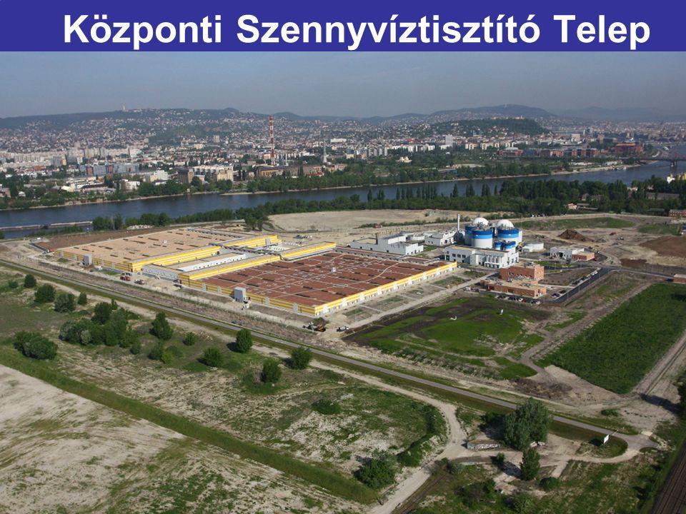 Institut für Siedlungswasserwirtschaft und Landschaftswasserbau Fólia 13 Előülepítők Darabszám8 (7 működő + 1 tartalék) Egység felület 324 m² (18 m x 18 m) Keletkező nyersiszap 42 000 – 50 000 kg/d Iszap térfogata 4 000 - 5000 m 3 /d Nyersiszap szárazanyag tartalma 10 g/l