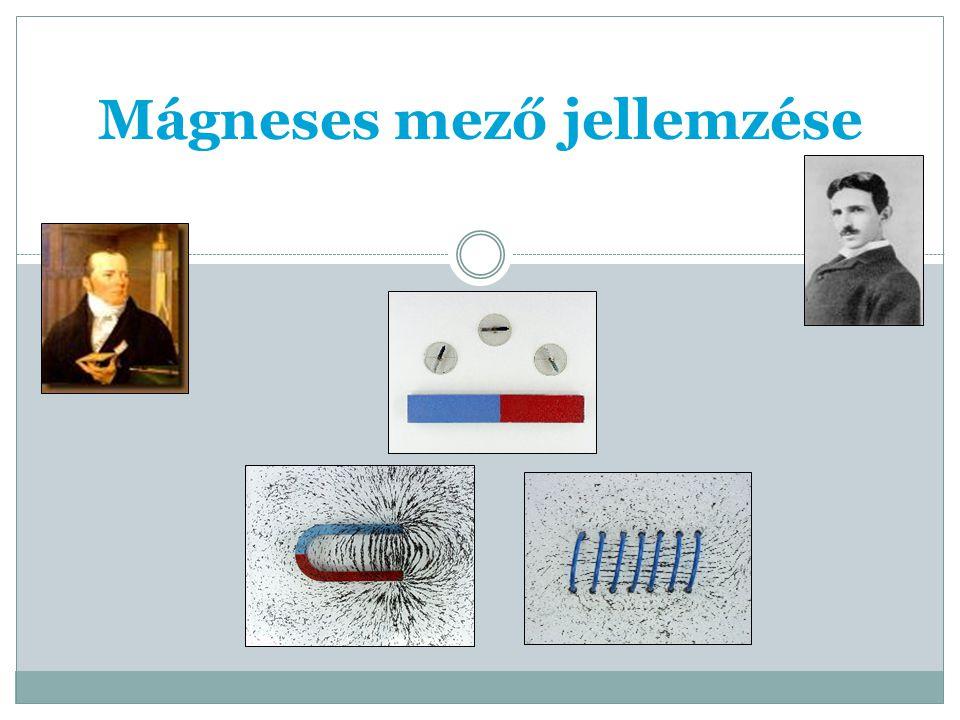 Mágneses mező vizsgálatára alkalmas minden olyan eszköz, amely kölcsönhatásba lép a mágneses mezővel.