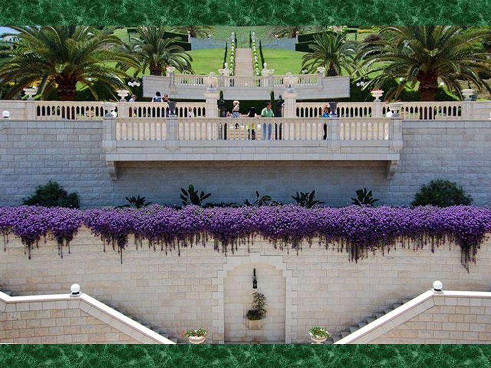 Sok tárgyat a bahá'í világ Központban, beleértve a teraszokat és a szentélyt, 2008 júliusában felvették az UNESCO Világörökség listájára.