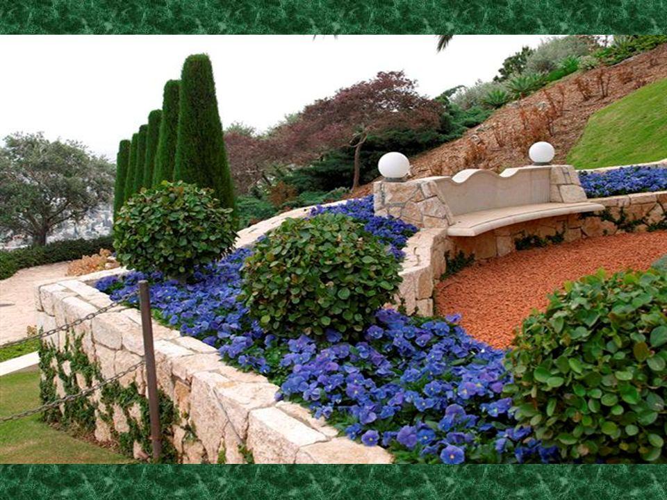 Még a kertekben kiválasztott növények is szimbolikusak. Olajfa - a béke és az Isten áldását, a szentjánoskenyérfa, az úgynevezett kenyér St. John (a l