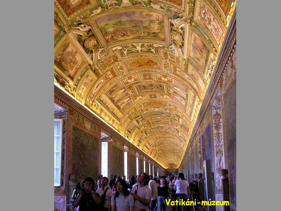 Vatikáni-múzeum