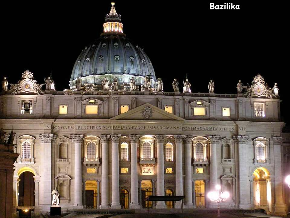 Bazilika tere