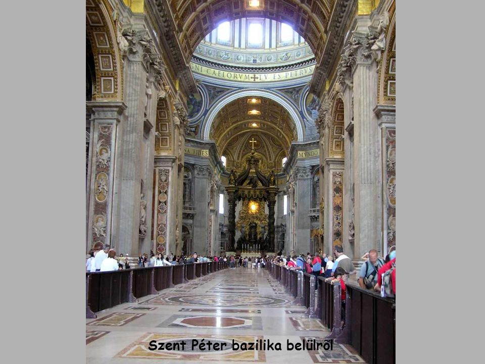 Még van 7 hely a falon,ha ez betelik,állítólag jön a világ vége. XVI.Benedek pápa