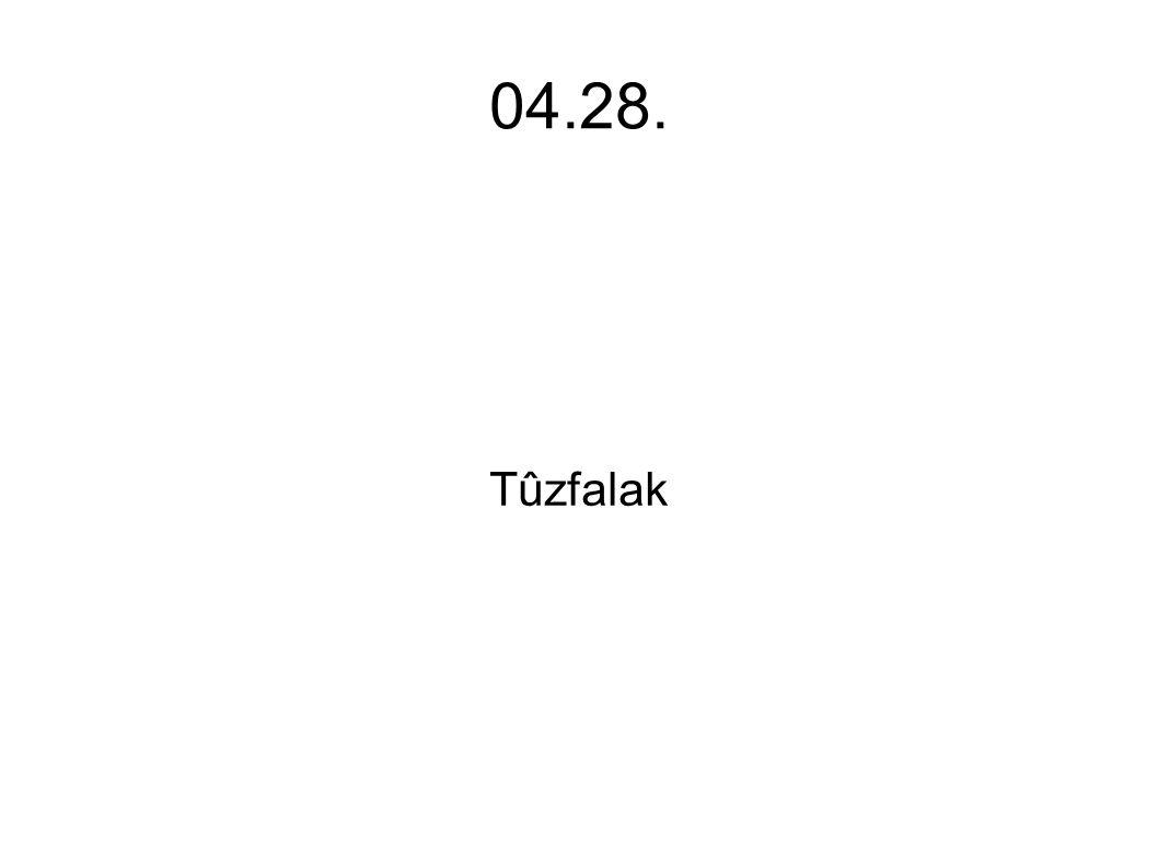 04.28. Tûzfalak