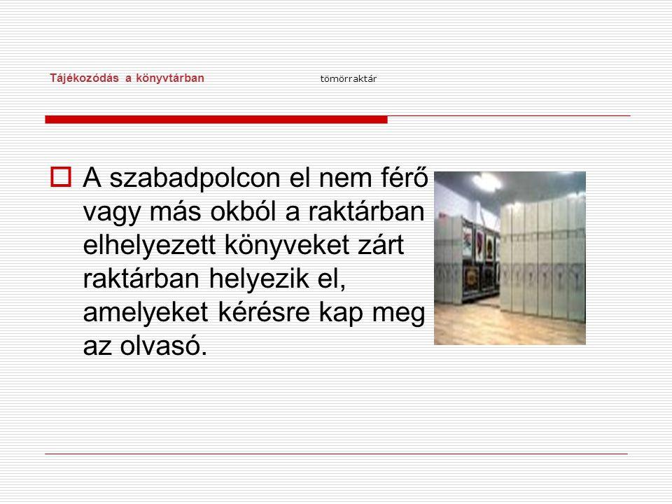 Könyvek gyűjteménye  A könyvtár a törzsgyűjtemény számára a teljesség igényével gyűjti a Magyarországon megjelent könyveket, adományok és hagyatékok átvételével igyekszik a gyűjteményt minél teljesebbé tenni.