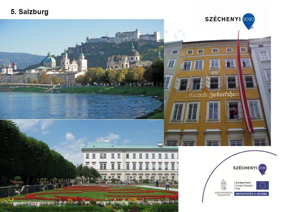 5. Salzburg