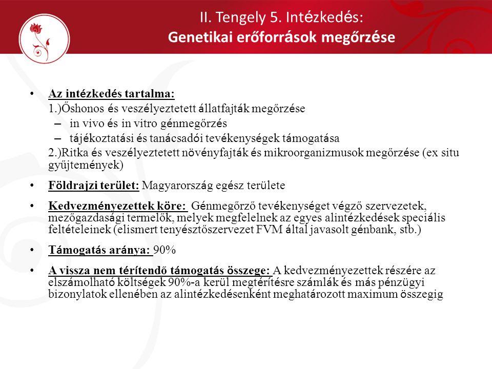 II. Tengely 5.