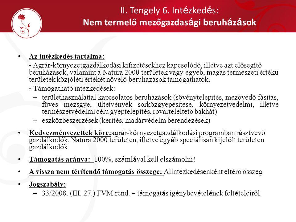 II. Tengely 6.